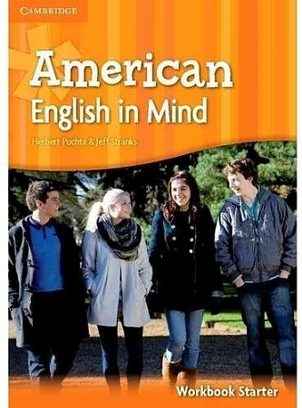 Книга: American English in Mind Starter Workbook