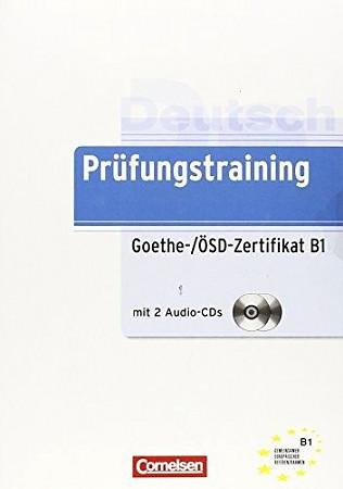 Pruefungstraining Daf B1 Goethe Oesd Zertifikat Roland Dittrich