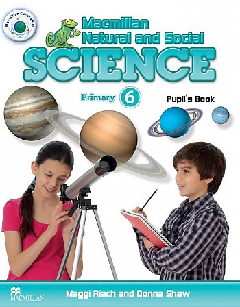Книга: Mac Natural & Social Science Level 6 Pupil`s Book