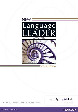 �����: New Language Leader Advanced Coursebook with MyEnglishLab Pack