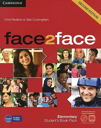 Face2face Pre-intermediate Students Book Cd