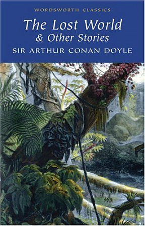 a comparison of the 19th century novel the lost world by sir arthur conan doyle and the 20th century