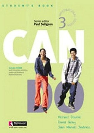 Книга: Can Do Level 3. Student's Book Pack (+ CD-ROM)