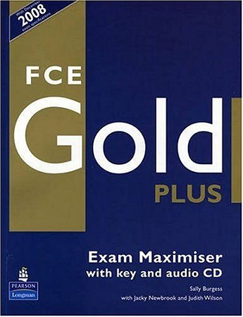 FCE Gold Plus. Maximiser with Key Audio