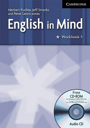 Скачать English in Mind Level 5. Workbook -ROM бесплатно Herbert Puchta