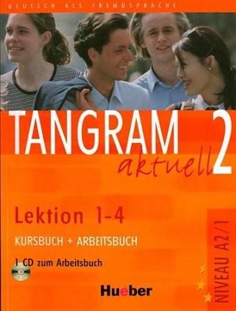 Скачать Tangram aktuell 2 Lektion 1-4 Kursbuch Arbeitsbuch zum Arbeitsbuch Audio бесплатно Rosa-Maria Dallapiazza