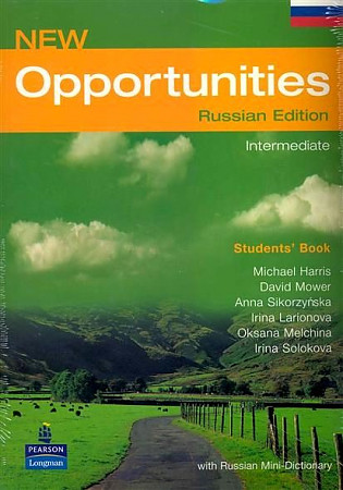 Opportunities Russia Intermediate Studentsapos Book