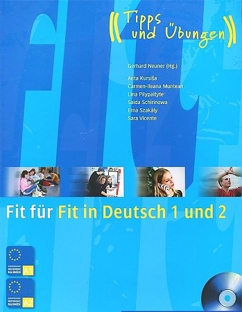 Fit Fur Fit In Deutsch 1 Und 2 A1 A2 Lehrbuch Audio Cd