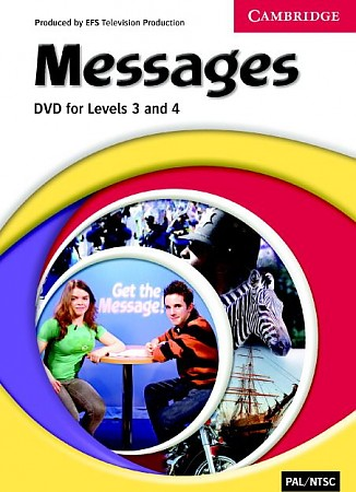 �����: Messages Levels 3 and 4 DVD (PAL/NTSC) and Activity Booklet
