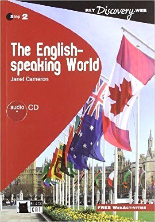 English speaking world +D