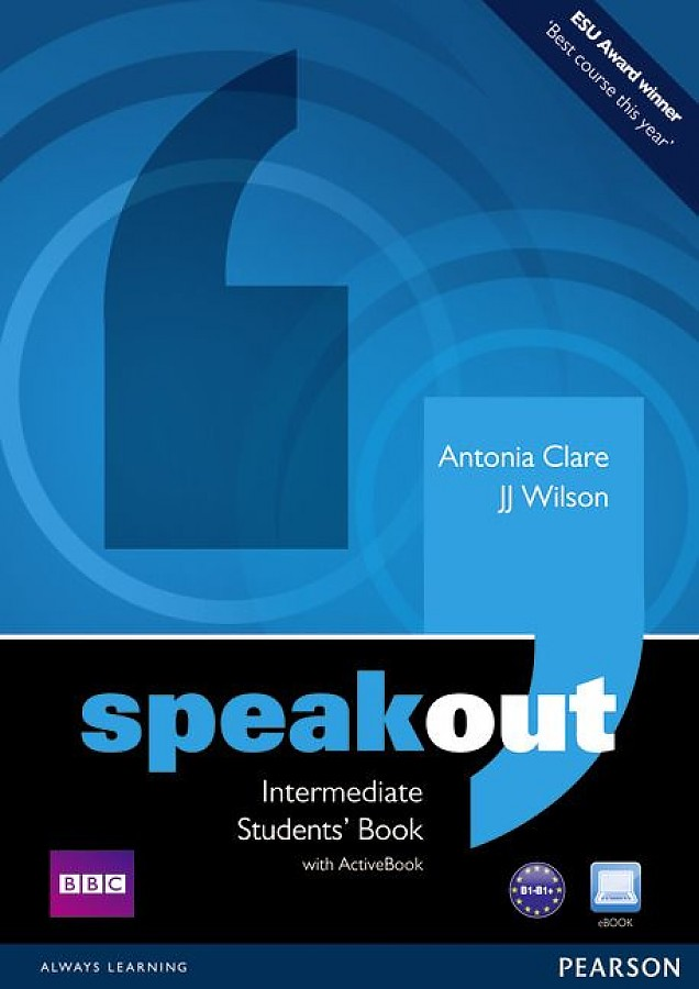 Speakout Intermediate Level Student's Book/DVD/Active Book Pack