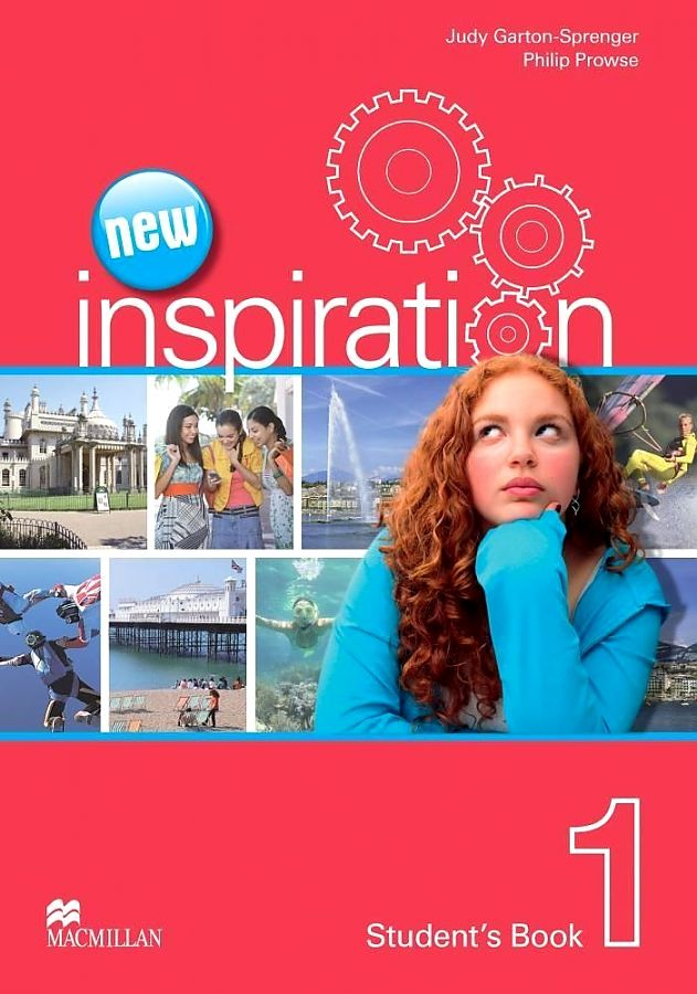 Inspiration New Edition Level 1 Students book
