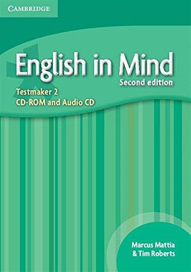 Гдз english in mind students book 2 - залит актуальный файл