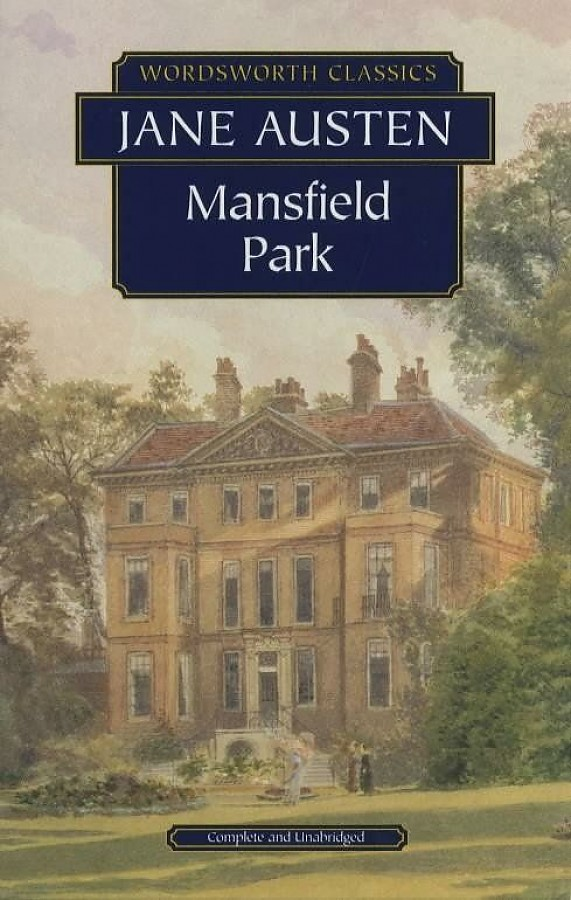 the role of fiction in the novel mansfield park by jane austen Mansfield park is a rarelit fandom based on the novel by jane austen, first published in 1814 mansfield park fights with northanger abbey for the title of austen's.