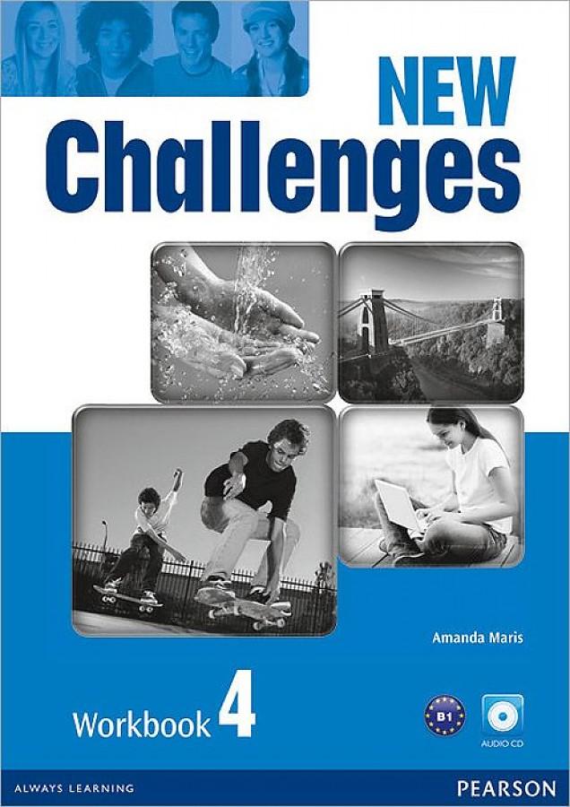 Challenges workbook 1 amanda maris ответы ГДЗ