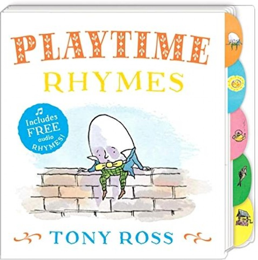 favorite nursery rhymes ten -