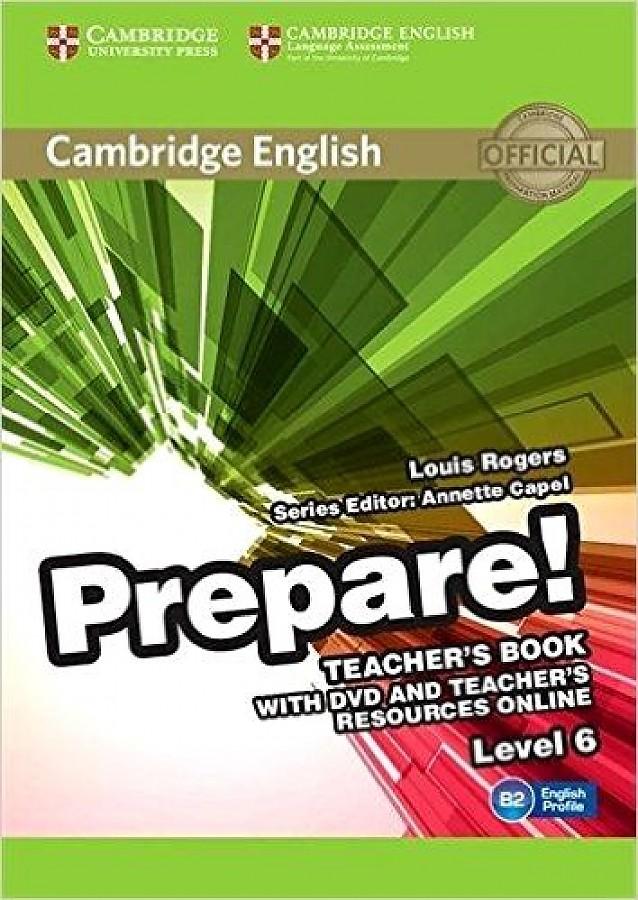 CAMBRIDGE ENGLISH PREPARE! LEVEL 4: STUDENT'S BOOK AND ONLINE WORKBOOK