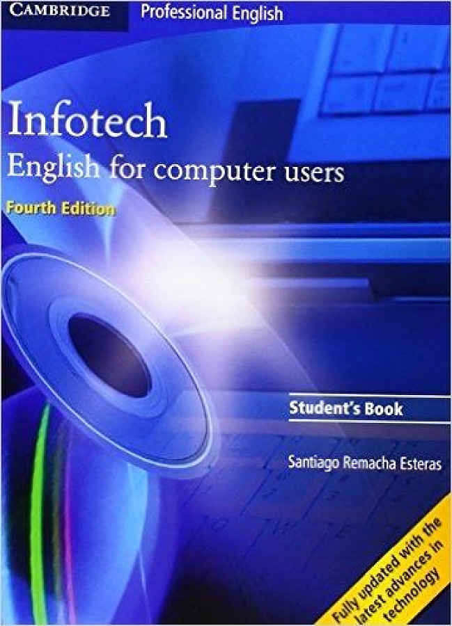 Remacha Esteras S. Infotech. English for computer users. Teacher's Book