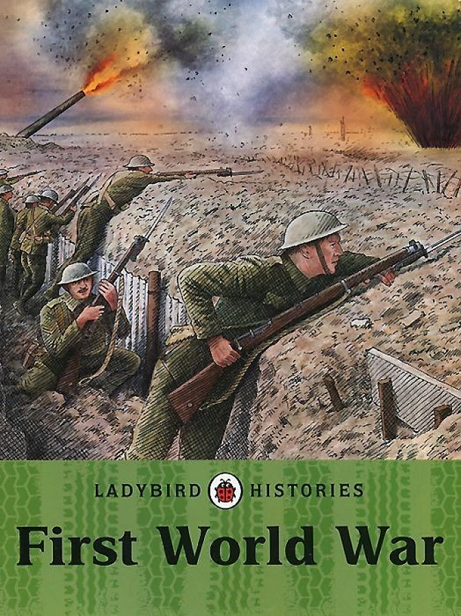 an introduction to the history of the first world war First world warcom - a multimedia history of world war one.