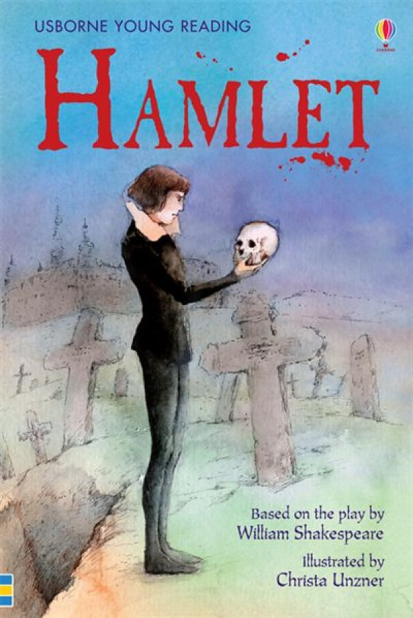 an examination of the real identity of the ghost in the play hamlet by william shakespeare Shakespeare homepage | hamlet | entire play act i scene i elsinore enter ghost and hamlet hamlet where wilt thou lead me speak i'll go no further ghost mark me.