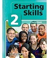 Starting Skills International Edition Level 2 Course Book+4CD