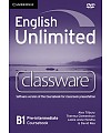 English Unlimited Pre-intermediate Classware DVD-ROM (���������� ��� ������ ������������� �������: DVD-ROM ��� �������� � ������)