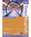 New Total English Upper-Intermediate Level Student's Book + Active Book+MyLab Pack