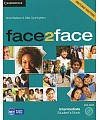 Face 2 Face. Intermediate. Student's Book (+ DVD-ROM)