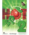 Hot Spot Level 2 Student's Book with CD-ROM Pack