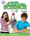 Macmillan Natural and Social Science 4. Pupil's Book (+ CD-ROM)