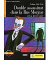 Double assassinat dans la Rue Morgue et La lettre volee (+ CD)