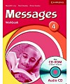 Messages Level 4 Workbook with Audio CD/CD-ROM